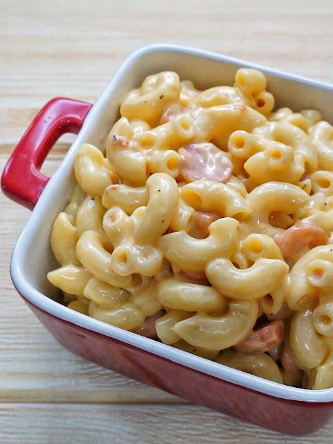 preggo mac & Cheese, resepi mac & Cheese, easy mac & cheese, resepi pasta mudah, PKPB, resepi PKPB, PKPB malaysia, CMCO