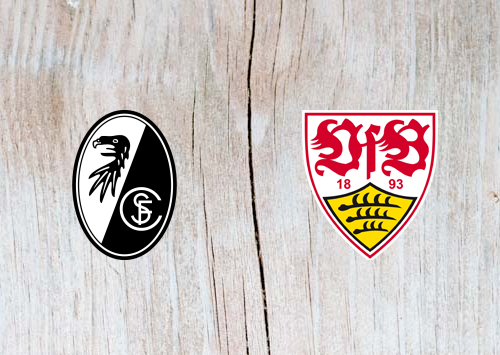 Freiburg vs VfB Stuttgart - Highlights 16 September 2018