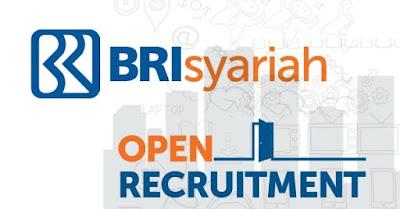 Lowongan Kerja Terbaru Bank BRI Syariah Posisi Account Officer, Januari 2018