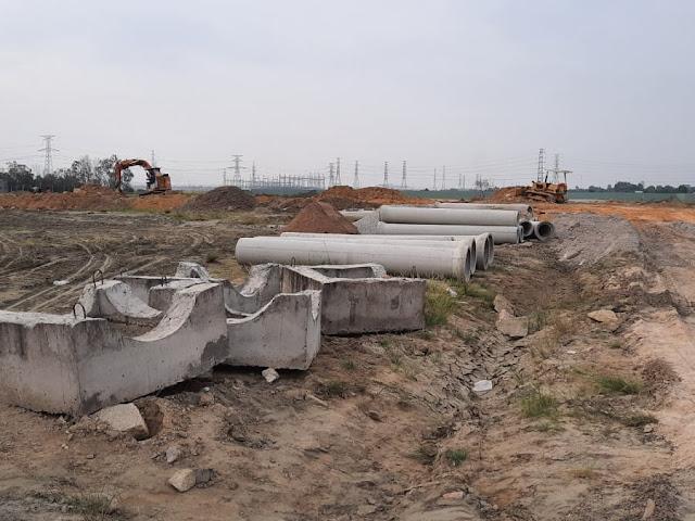 tiến độ dự án harbor center
