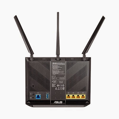 Download Router Firmware ASUS DSL-AC68U