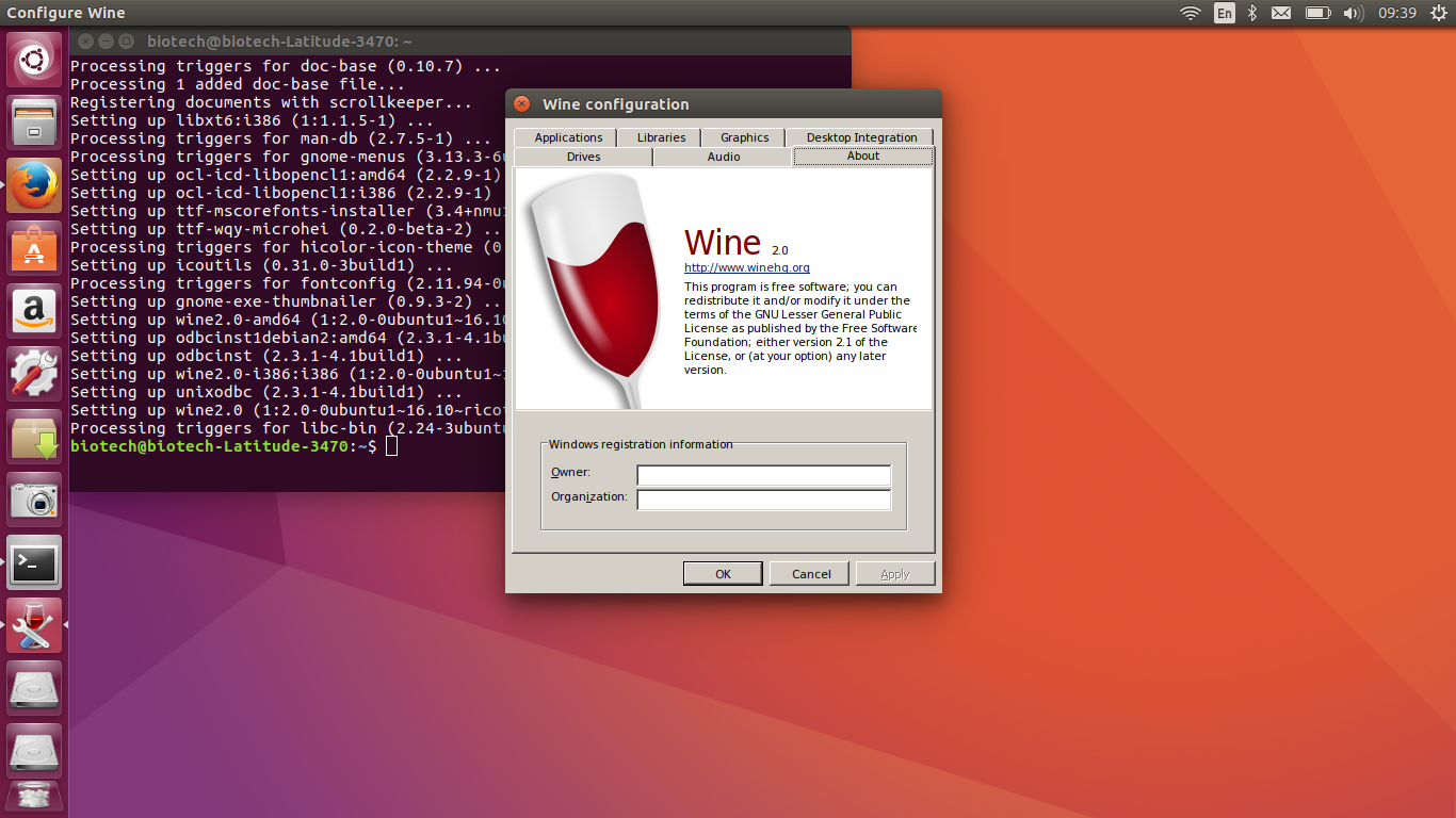 How to install program on Ubuntu: How to Install Wine 2 0 Stable on