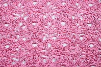 1 - Crochet Imagen Punto fantasía pra faldas y blusas muy fácil y sencillo por Majovel Crochet