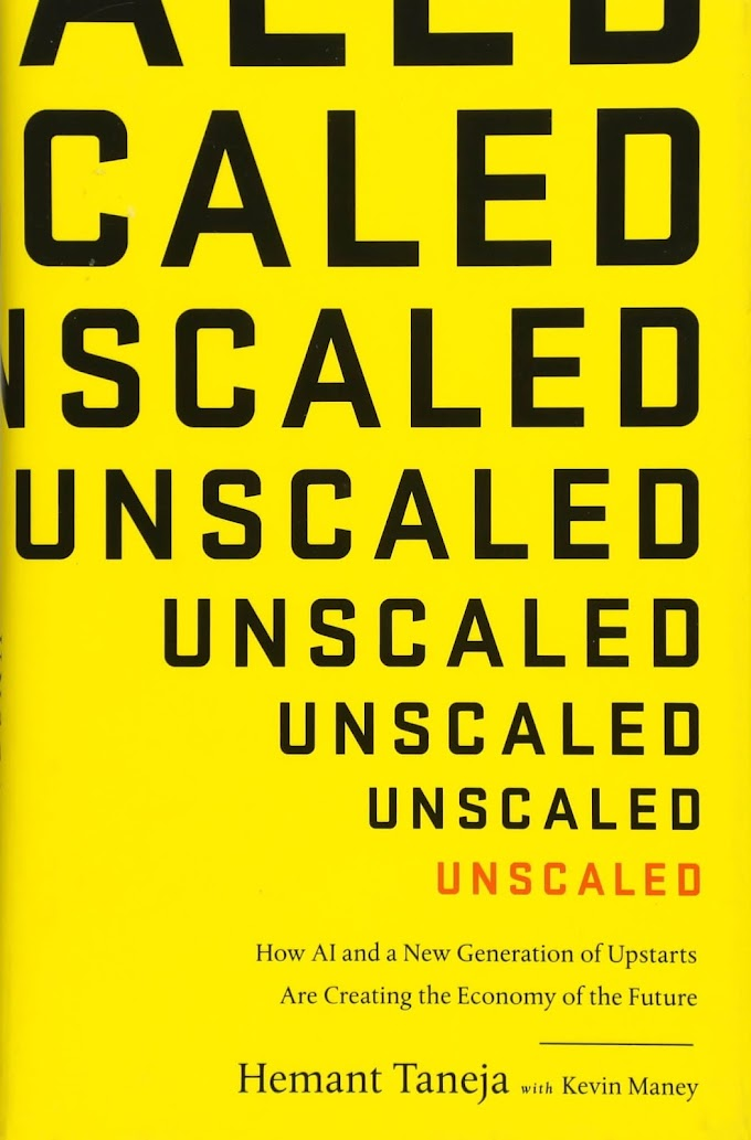 Unscaled by Hemant Taneja FREE Ebook Download