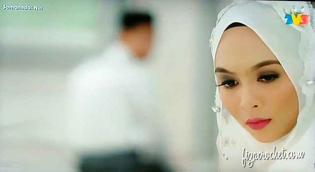 Riena Diana membawa watak Dr. Qhadeeja dalam drama Nur