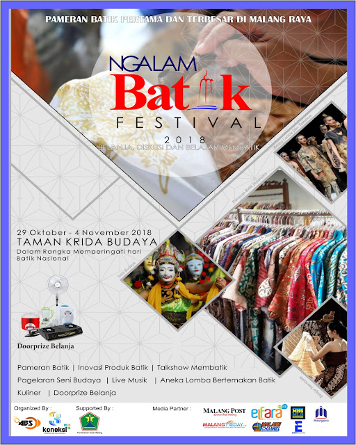 Ngalam Batik Festival 2018 - MalangMbois