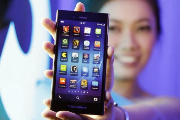 BlackBerry Z3 supported video formats & best video format