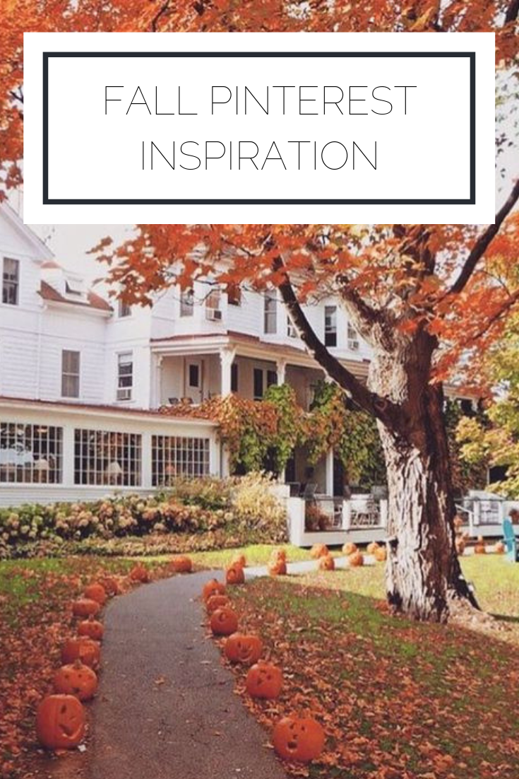 Click to read now or pin for later! Check out Pinterest inspiration to get in the fall mood