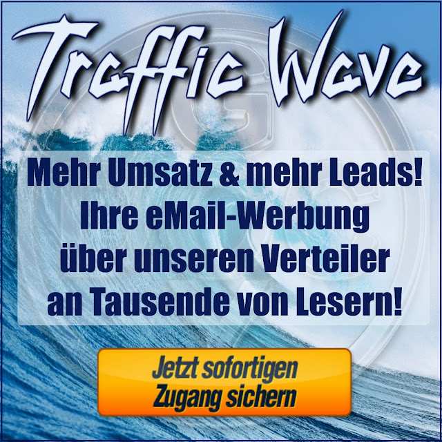 Anmeldung Traffic-Wave