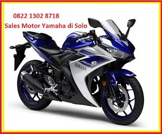 Kredit Motor Yamaha di Solo - Sales Resmi Yamaha
