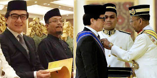 Mr.Jackie Chan Converted To Islam - B & G Fashion