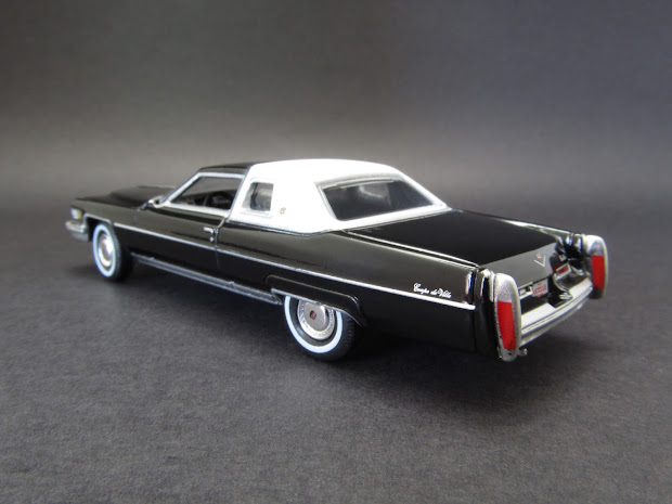 1976 Cadillac Coupe Deville Diecast