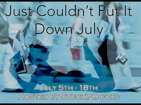 Just Couldn't Put it Down July Blog Hop