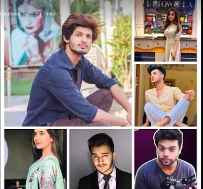 Top-TikToker-Famous-Personalties-In-Pakistan