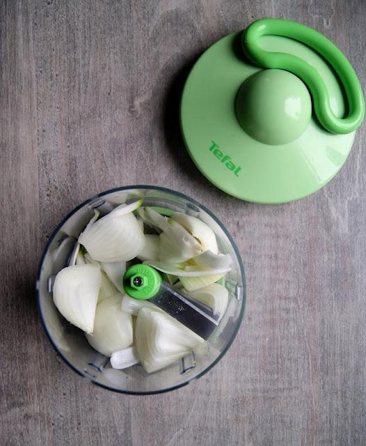 Ręczny siekacz do warzyw -tefal