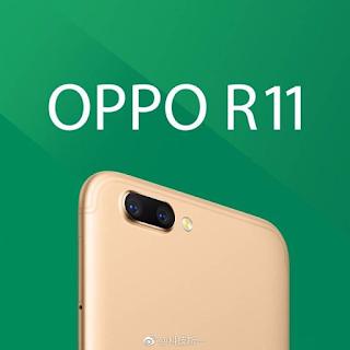 Spesifikasi Oppo R11 dan R11 Plus terungkap!