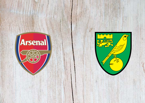 Arsenal vs Norwich City -Highlights 01 July 2020