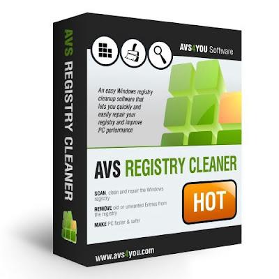 تحميل برنامج.AVS Registry Cleaner