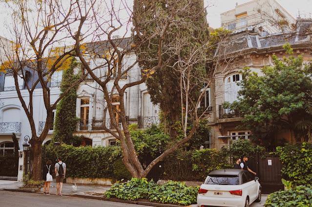 Ombu - Barrio Parque -  Las 14 calles más lindas de Buenos Aires