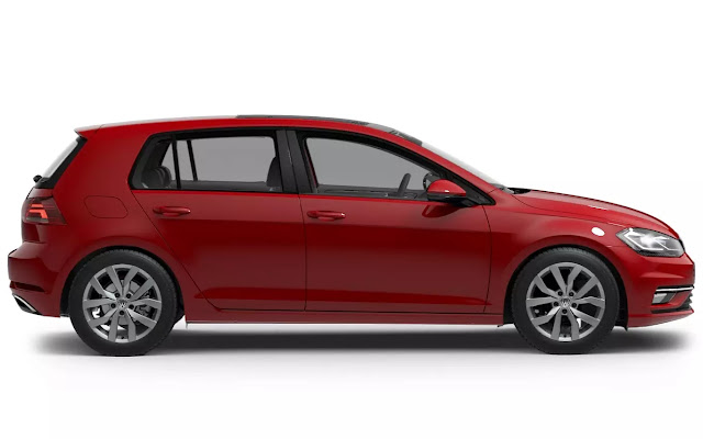 VW Golf Highline 2020 chega à Argentina por R$ 165 mil