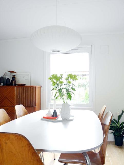 Mezcla de maderas en el comedor decorar tu casa es for Foro de decoracion facilisimo