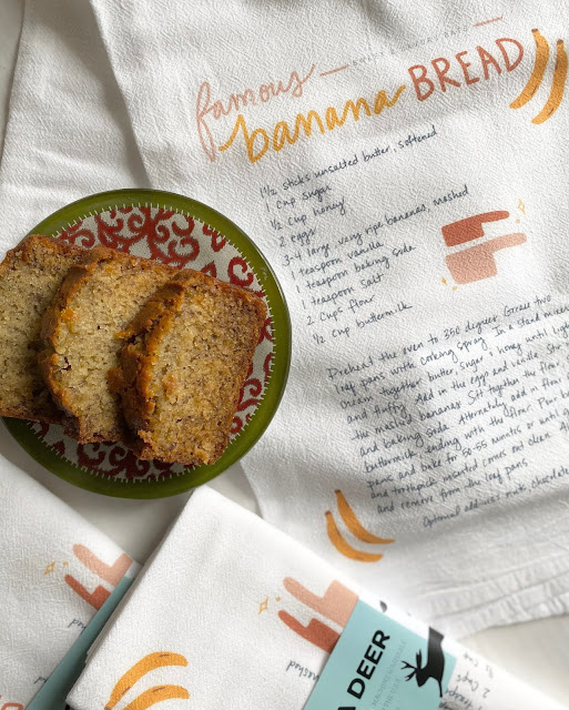 famous banana bread recipe