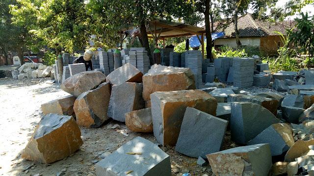 Batu Alam Cirebon