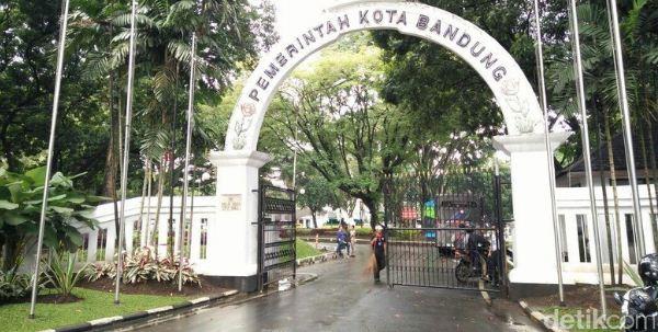 10 Camat dan Lurah Terbaik Kota Bandung 2019