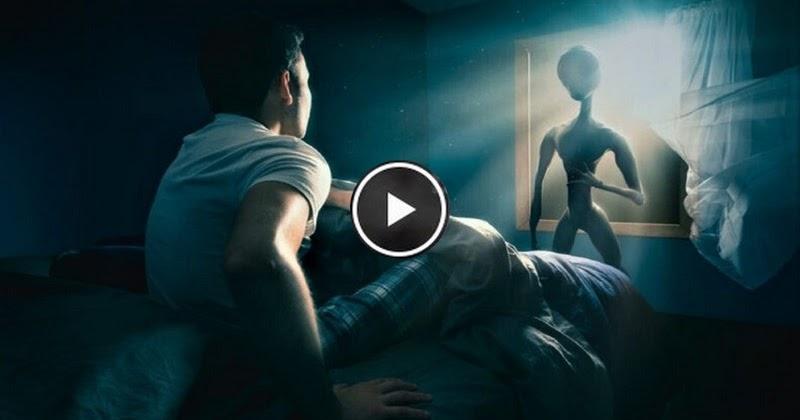 Esses sintomas podem informar que você possivelmente foi abduzido por alienígenas (vídeo)