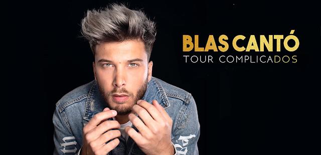 Blas Cantó anuncia el tour 'ComplicaDos'