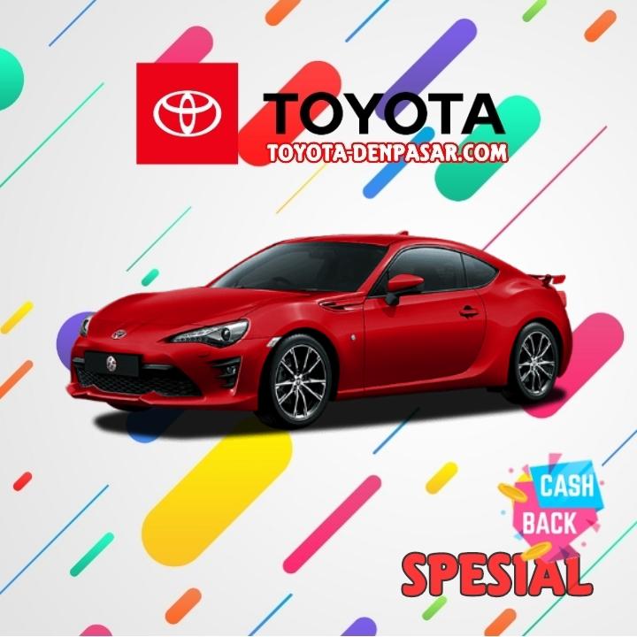 Toyota Denpasar - Lihat Spesifikasi New Toyota 86, Harga Toyota Toyota 86 Bali dan Promo Toyota Toyota 86 Bali terbaik hari ini.