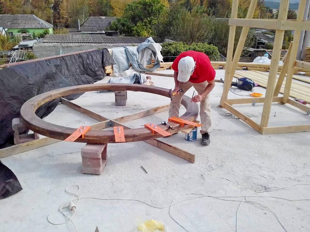 Строительство купольных домов ключ проекты Севастополь, Крым