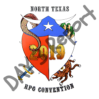 North Texas RPG Con: Day 3 Report