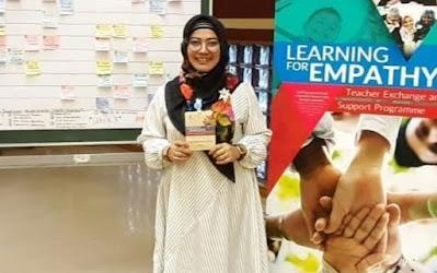 MTsN Jombang Mewakili Indonesia pada Launching Kegiatan Learning for Empathy UNISCO