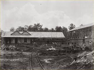 Era Kereta Api, Matinya Transportasi Sungau Serayu