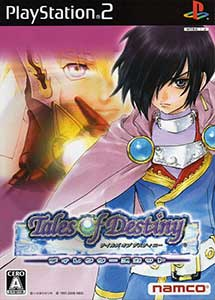 Tales of Destiny Director's Cut English patch Ps2 Iso (NTSC-J)