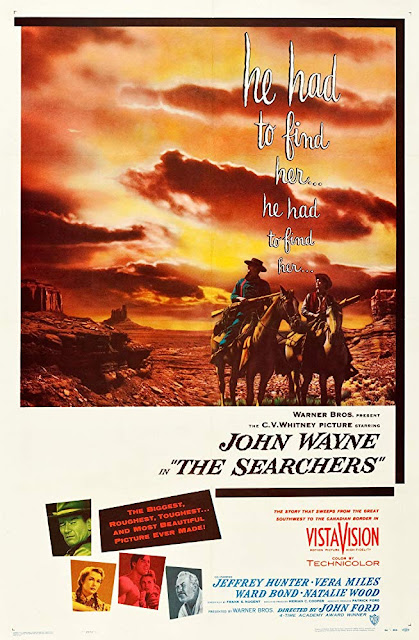 Film Western Terbaik - The Searchers (1956)