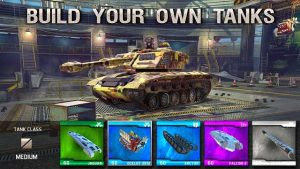 Infinite Tanks APK+DATA Terbaru