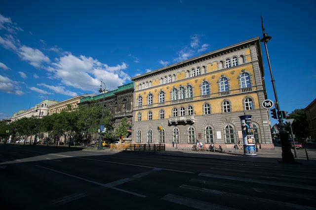 Palazzi-Budapest