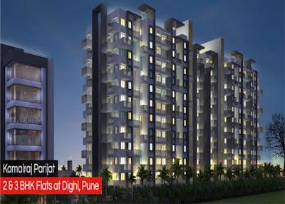 Apartments In Dighi At Kamalraj Properties