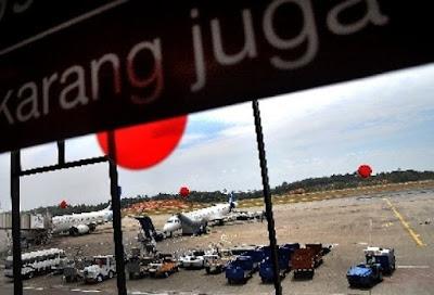 Ada Sebanyak 27 Penerbangan Haji Dilayani Hang Nadim