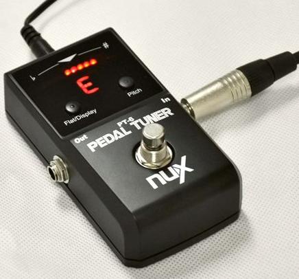 Nux PT6 guitar tuner