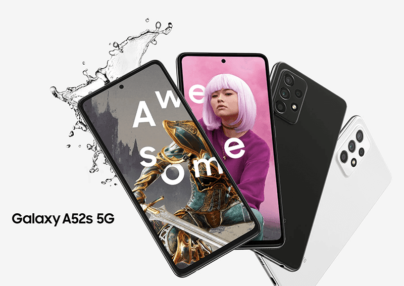 Samsung Galaxy A52s 5G with 778G now listed in PH