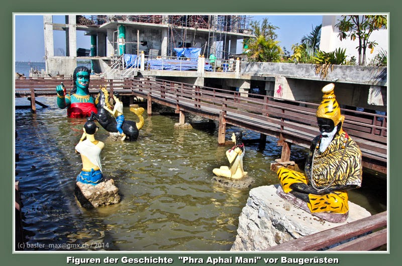 Buddhismus, Tempel, Wat, Hong Thong, Phra Aphai Mani