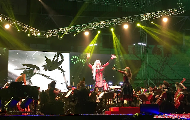 Video Games Live, Live Concert, Tommy Tallarico, Eimear Noone, Istana Budaya, National Symphony Orchestra, Kuala Lumpur, Stadium Negara, Monorail Station Hang Tuah, Video Games, Orchestra,  Mario, Zelda, Halo, Final Fantasy, Warcraft through to League of Legends,