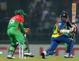 Sri Lanka vs Bangladesh Only T20I 2013 Highlights