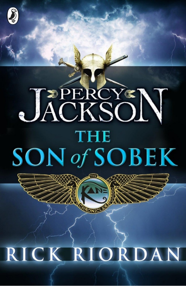 Rick Riordan - Son Of Sobek