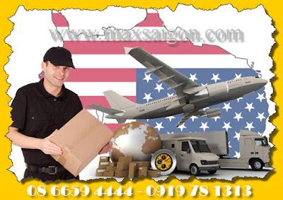 Vận chuyển hàng hóa đi Mỹ giá rẻ nhất sài gòn, hà nội