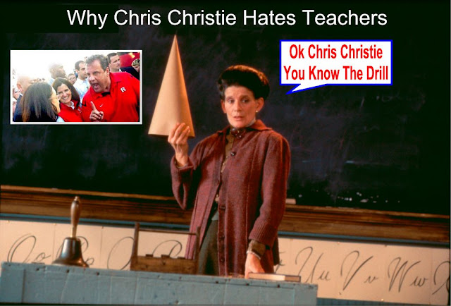 Image result for big education ape Christie