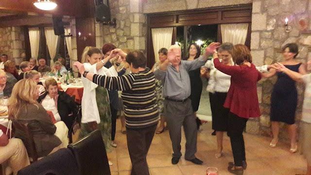 Γιορτή για την Τρίτη Ηλικία στο ΚΑΠΗ του Δήμου Επίδαύρου